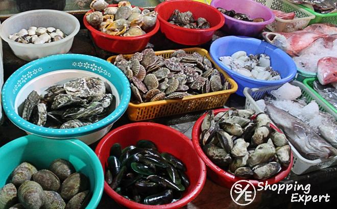 шоппинг в нячанге, вьетнам шоппинг нячанг, рынок в нячанге