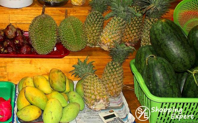 что можно привезти из вьетнама, как привезти фрукты из вьетнама